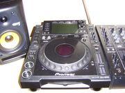 2x PIONEER CDJ 2000 и 1x DJM 2000 MIXER DJ ПАКЕТ and PIONEER HDJ 2000