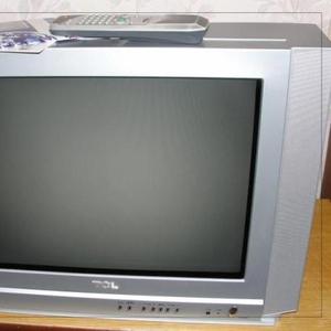 Продаю телевизор. Диагональ 54 см. В ремонте не был
