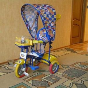 Продаю детский 3-колесный велосипед