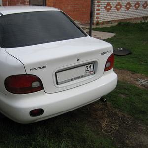 Hyundai Accent GLS 1995 год
