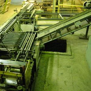 Продается автомат многострунной резки керамических изделий