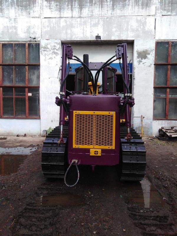 Бульдозер Т-9.02