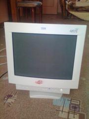 продаю монитор IBM за 500 руб