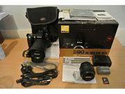 Nikon D90 Digital SLR Camera with Nikon AF-S DX 18-105mm lens $500USD